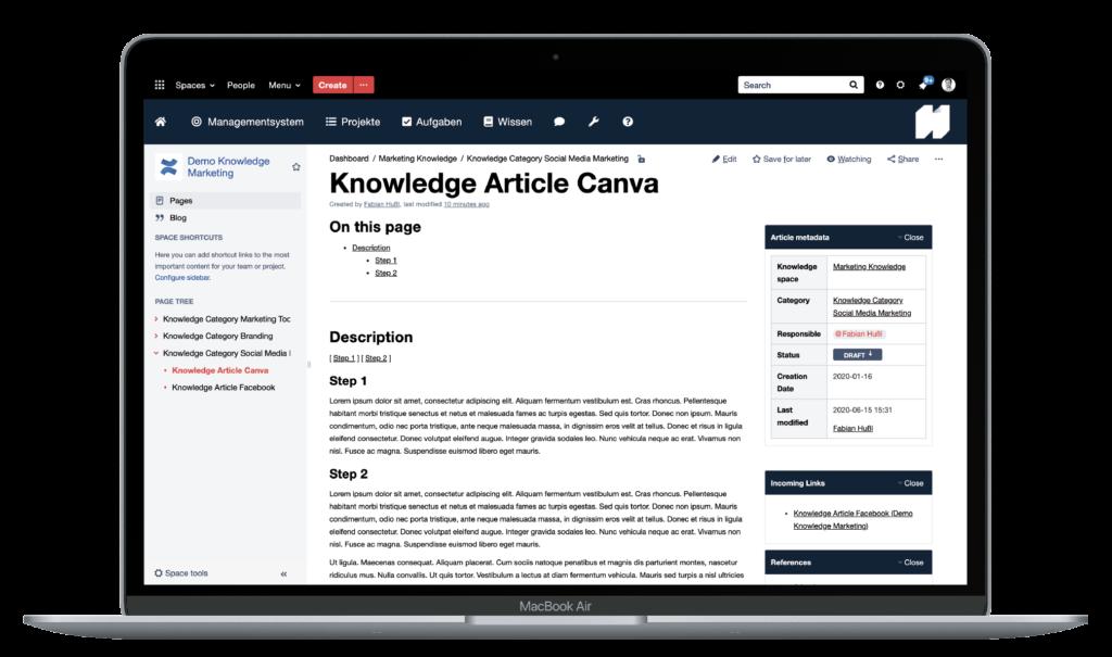 Atlassian-Knowledge-Article-Canva