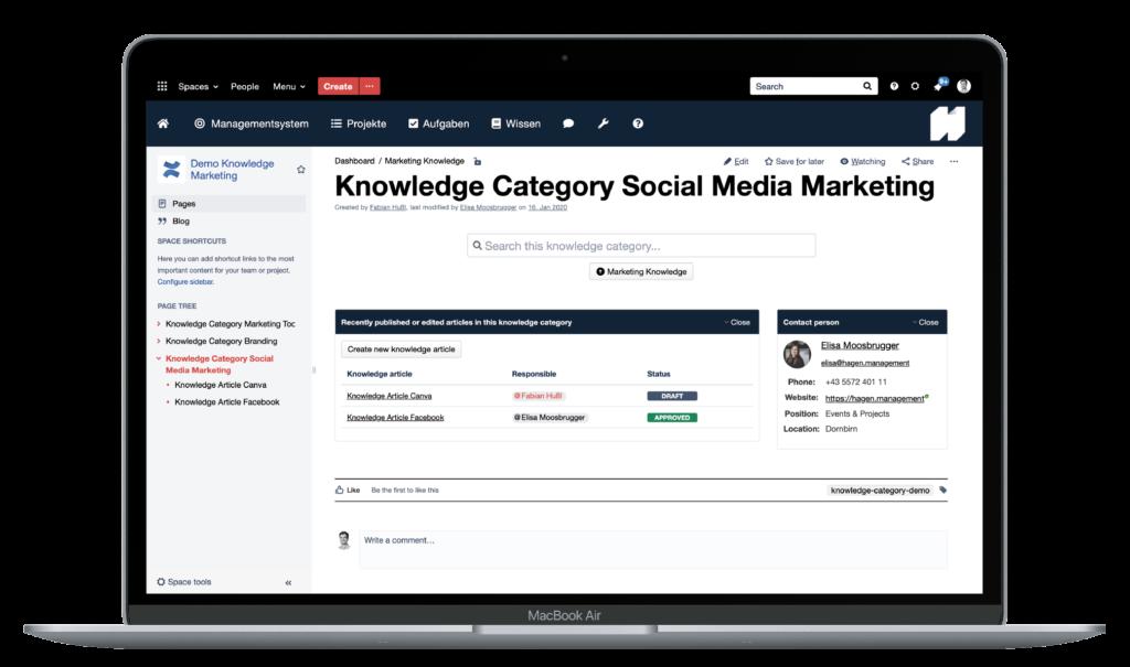 Atlassian-Knowledge-Social-Media